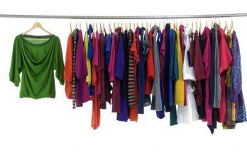 shoppen voor nieuwe kleding