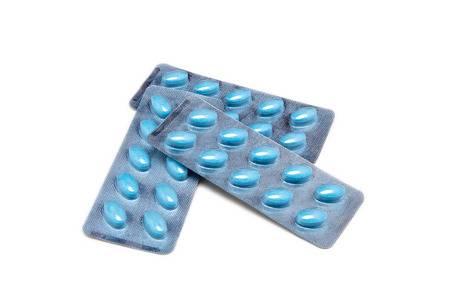 blisterverpakkingen van medicijnen