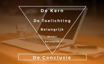 leer schrijven met de piramide schrijven methode